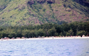 tour package enjoy ka dito anawangin-nagsasa cove -white sand beach and camp 23b