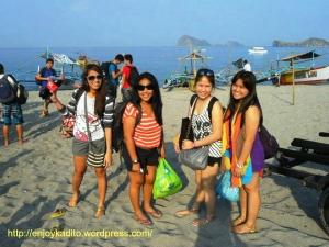 tour package enjoy ka dito anawangin-nagsasa cove-white sand beach and camp relax unwind enjoy 7