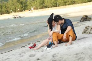 tour package for two couple enjoy ka dito anawangin nagsasa cove white sand beach and camp 15
