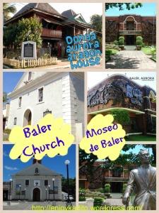 Baler,Aurora Tour Package Enjoy Ka Dito-Surfing 14 Moseo de Baler Baler Church Dona Aurora