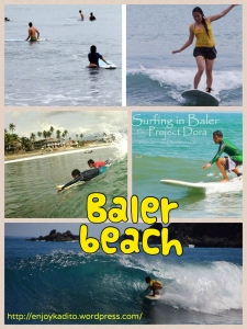 Baler,Aurora Tour Package Enjoy Ka Dito-Surfing13 Baler Beach