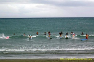 tour package enjoy ka dito Baler, Aurora surfing 43