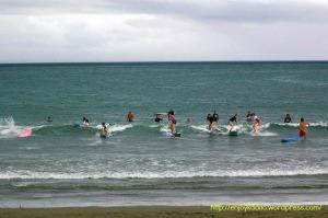 tour package enjoy ka dito Baler, Aurora surfing 43