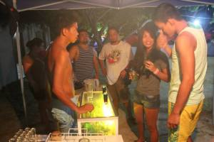 tour package enjoy ka dito Calaguas Island, Daet Camarines Norte, Camping, skim boarding, white sand, 12