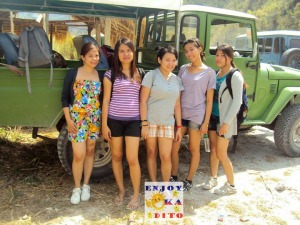 tour package enjoy ka dito Tarlac Mount Pinatubo Trek Capas 1