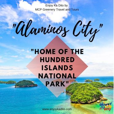 Bolinao + Hundred Islands Tour Package
